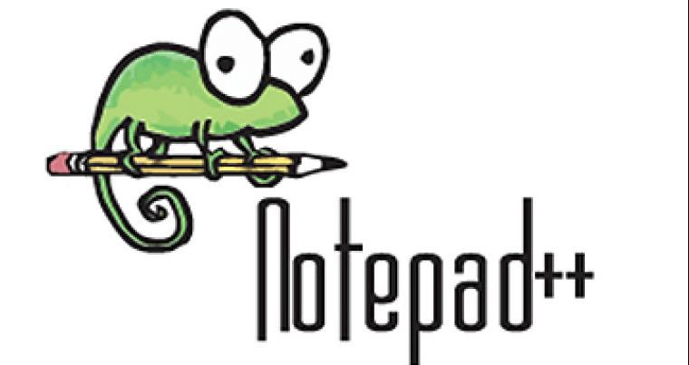 Công cụ thiết kế web Notepad++
