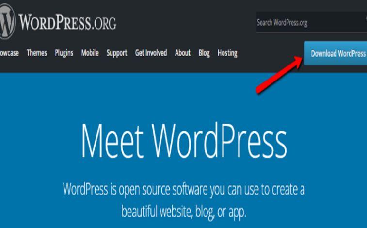 Cài đặt wordpress thủ công