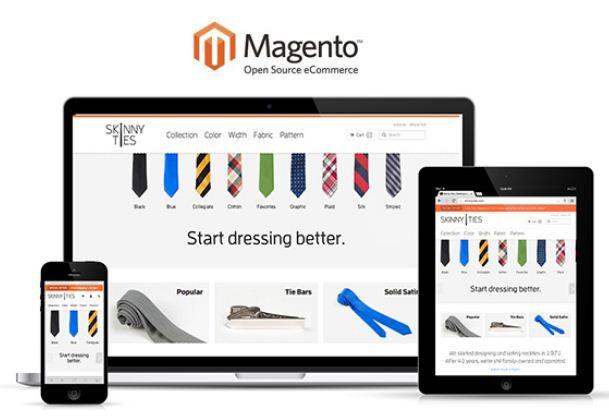 phần mềm mã nguồn mở Magento