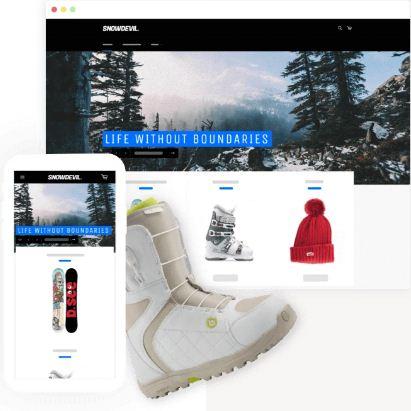 phần mềm mã nguồn mở shopify theme