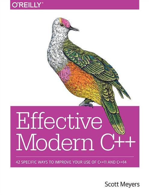 sách lập trình c++ Effective Modern C++