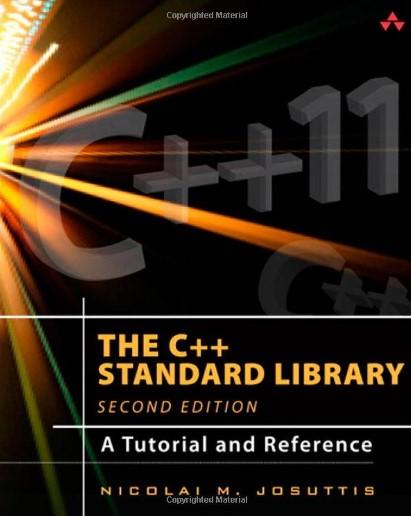 sách lập trình c++ The C++ Standard Library
