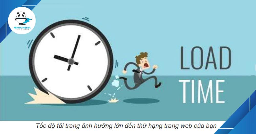 Tốc độ tải website du lịch tốt đem lại ấn tượng tốt cho doanh nghiệp