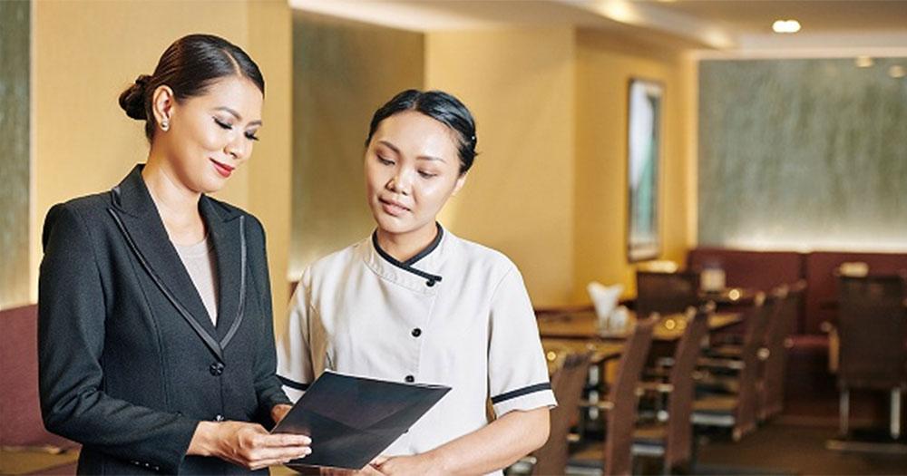 Hướng dẫn quy trình quản lý nhà hàng