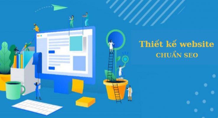 Những lưu ý khi thiết kế website chuẩn SEO - chuyên nghiệp