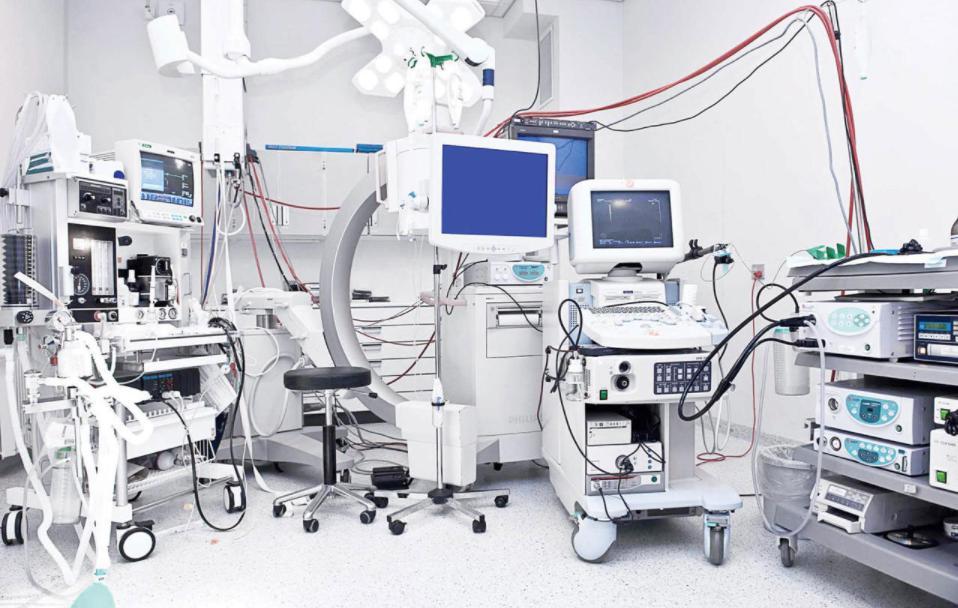 Vai trò, của quản lý trang thiết bị y tế tại bệnh viện