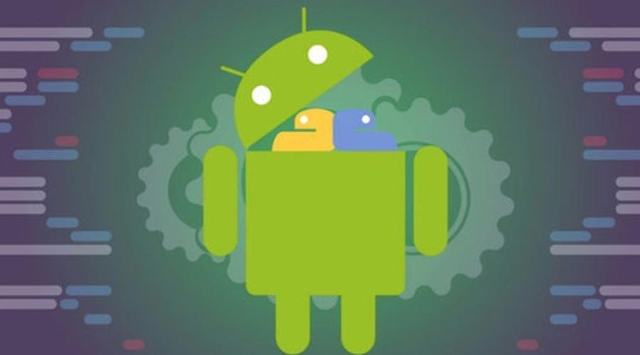 Lập trình android bằng python