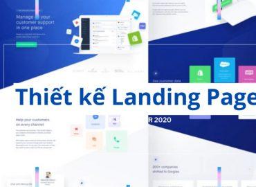 Thiết kế landing page là gì