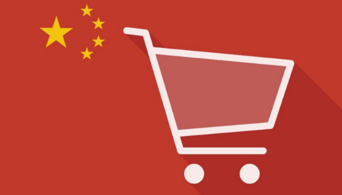 ứng dụng đặt hàng Trung Quốc