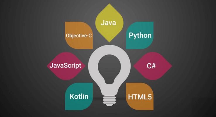 ngôn ngữ lập trình thiết kế app mobile